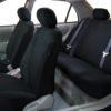car seat covers FB054115 black 05