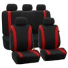 car seat covers FB054115 red 01