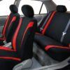 car seat covers FB054115 red 05