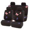 car seat covers FB055114 black 06