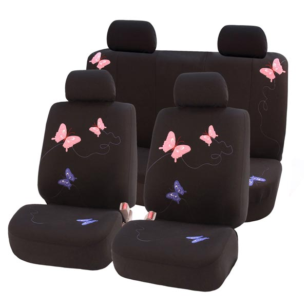 car seat covers FB055114 black 06