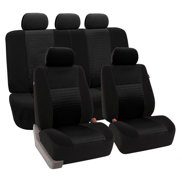Trendy Elegance Seat Covers - Full Set