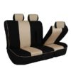 car seat covers FB063115 beige 04