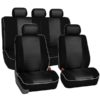 car seat covers FB063115 black 01