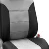 car seat covers FB065102 gray 02