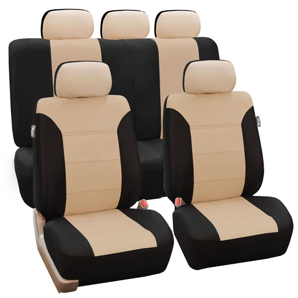 car seat covers FB065115 beige 01
