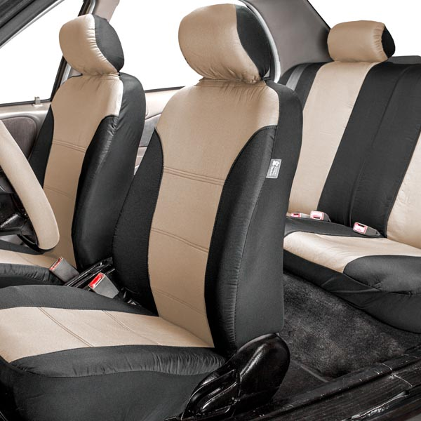 Jeep Compass 2019 seat cover FB065115BEIGE 5