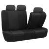 car seat covers FB065115 black 04