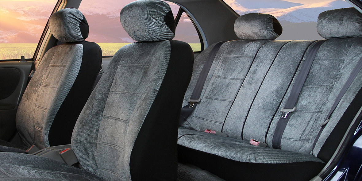 Regal Seat Covers - Front banner