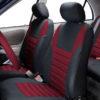 car seat covers FB068102 burgundy 03