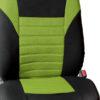 car seat covers FB068102 green 02