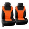 car seat covers FB068102 orange 01