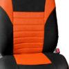 car seat covers FB068102 orange 02