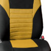 car seat covers FB068102 yellow 02