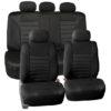 car seat covers FB068115 black 01