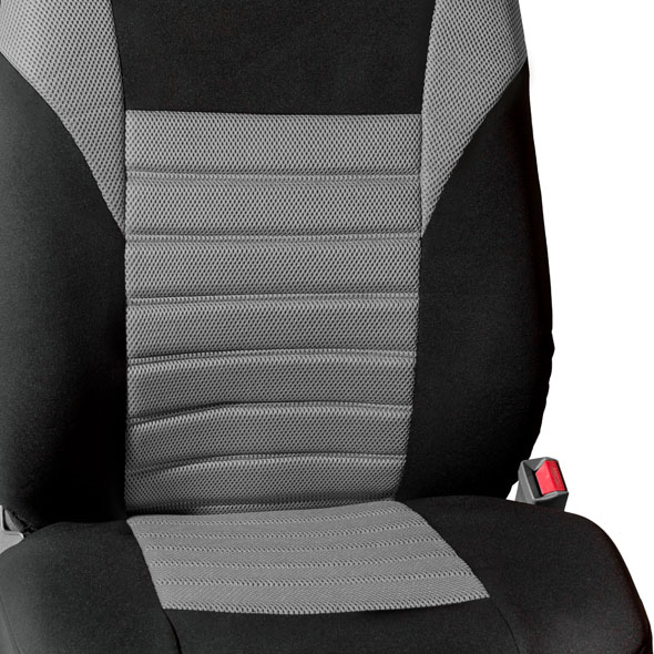 Jeep Compass 2019 seat cover FB068115GRAY 3