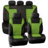 car seat covers FB068115 green 01
