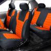 car seat covers FB068115 orange 06