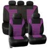 car seat covers FB068115 purple 01