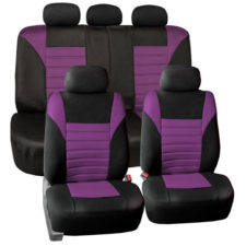 car seat covers FB068115 purple 01