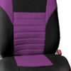car seat covers FB068115 purple 05