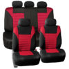 car seat covers FB068115 red 01