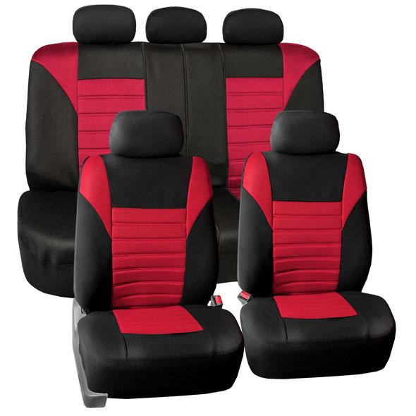 Premium 3D Air Mesh Seat Covers - Full Set