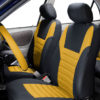 car seat covers FB068115 yellow 06