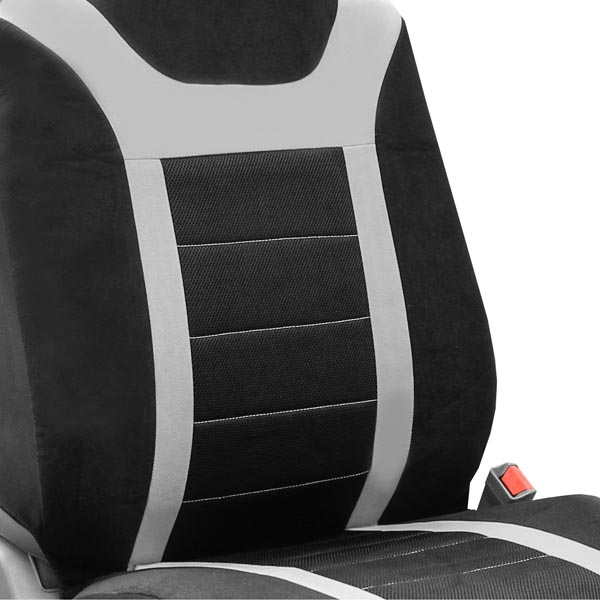 Sports Seat Covers - Rear material