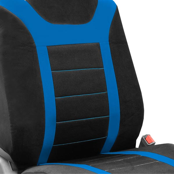 Sports Seat Covers - Full Set material