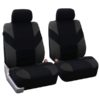 car seat covers FB072102 black 01
