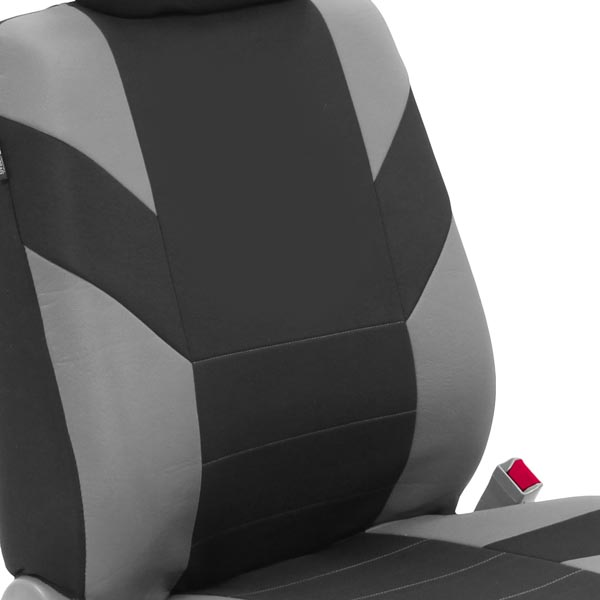 Road Master Seat Covers - Front material