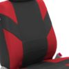 car seat covers FB072102 red 02