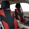 car seat covers FB072102 red 03