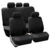car seat covers FB072115 black 01