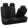 car seat covers FB072115 black 04