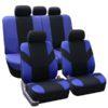 car seat covers FB072115 blue 01