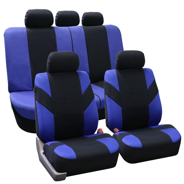 car seat covers FB072115 blue 01