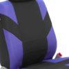 car seat covers FB072115 blue 05