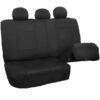 car seat covers FB083013 black 03