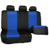 car seat covers FB083013 blue 03