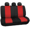 car seat covers FB083013 red 01