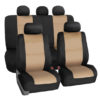 car seat covers FB083115 beige 01