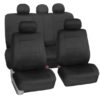 car seat covers FB083115 black 01