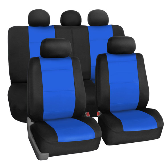 car seat covers FB083115 blue 01