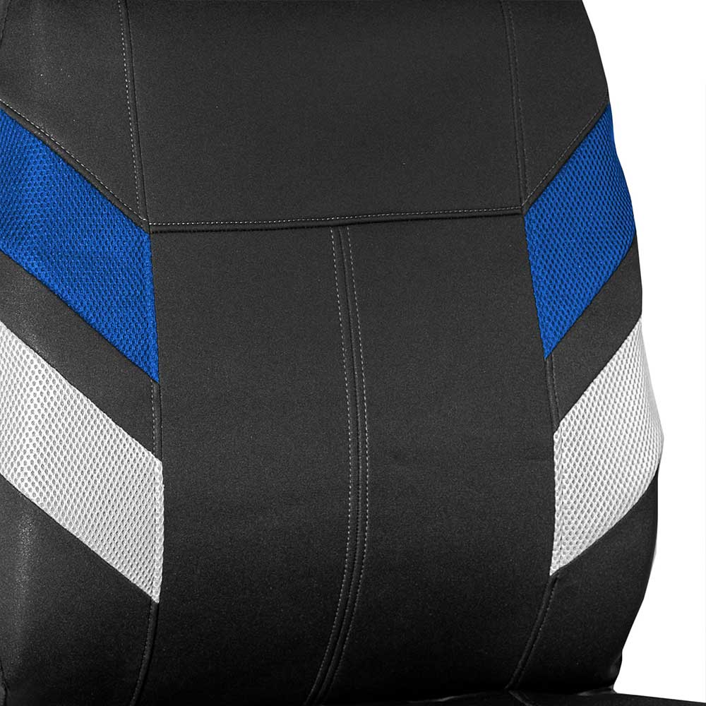 Modern Edge Neoprene Seat Covers - Full Set material