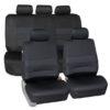 car seat covers FB087115 black 01