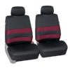 car seat covers FB087115 burgundy 03