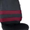 car seat covers FB087115 burgundy 05