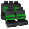 car seat covers FB087115 green 01